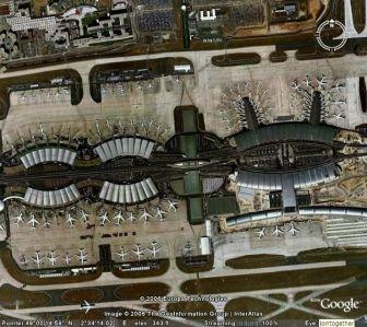 シャルルドゴール国際空港