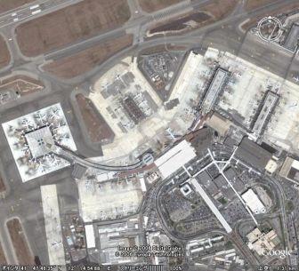 レオナルドダビンチ国際空港